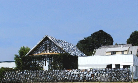 Hub Cap House