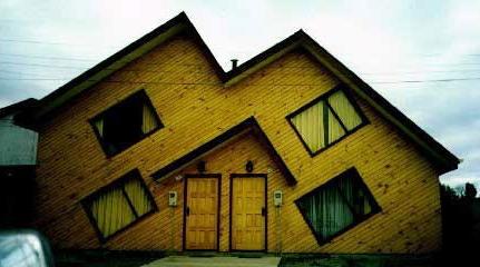 Unusual House 1