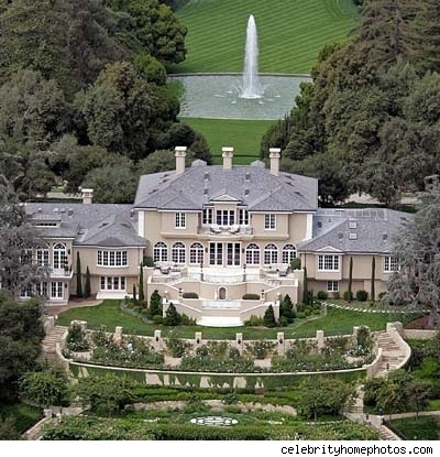 Celebrity homes the agencylogic blog for Famous homes in beverly hills