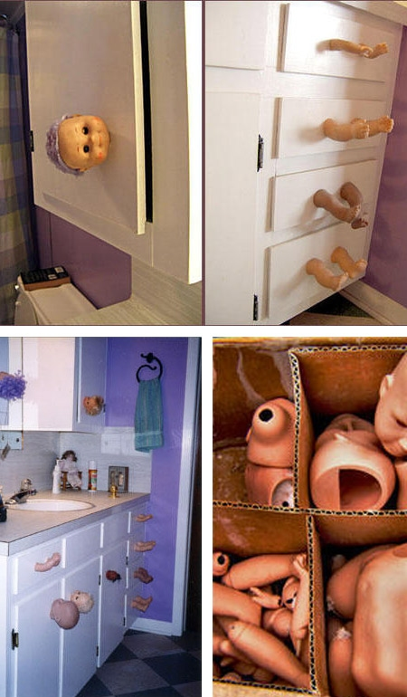 Doll Parts Furniture