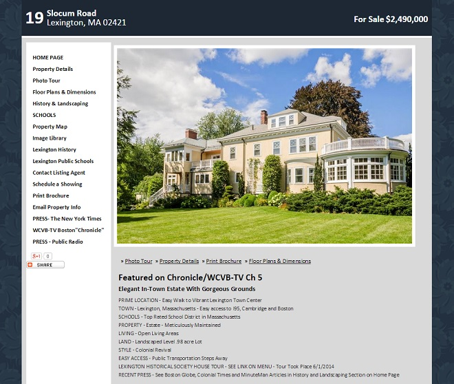 PowerSite Profile: How To Leverage An Infamous Home History and